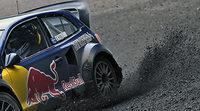 Mattias Ekstrom estará con su equipo en el Mundial RX