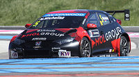 Hugo Valente lidera a los Chevrolet en Paul Ricard