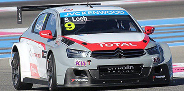 Sebastien Loeb consigue su primera pole en casa