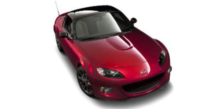 Mazda presenta el MX-5 25 aniversario y nuevo chasis SkyActiv