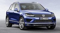 Volkswagen refresca el Touareg para Beijing