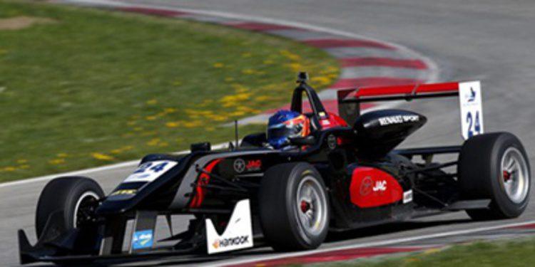 Abortado el proyecto de Renault en el FIA F3 European