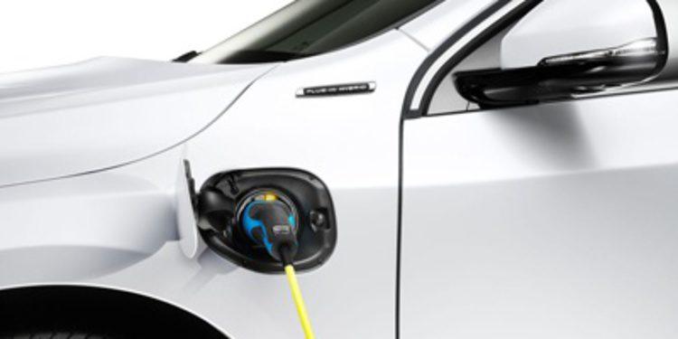 En Pekín veremos el Volvo S60L Plug-in Hybrid Concept