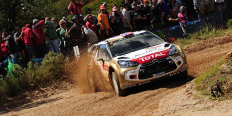 Citroën confirma su continuidad en el WRC en 2015