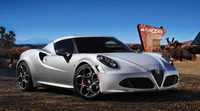 Alfa Romeo regresa a EE.UU. con el 4C Launch Edition