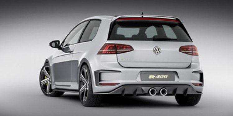 Más potencia en un eventual Volkswagen Golf R 400