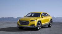 Todas las imágenes del Audi TT Offroad concept