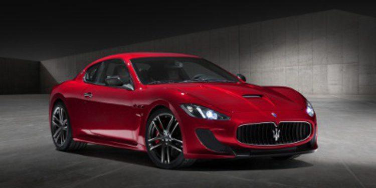 Maserati presenta en Nueva York los MC Centennial Edition
