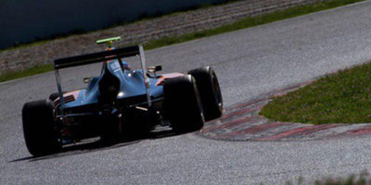 Las mejores fotos del test GP3 2014 en Barcelona