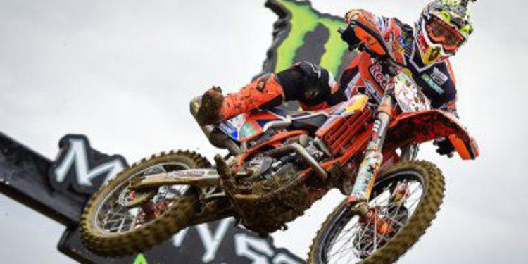 Antonio Cairoli se lleva el MXGP de Bulgaria