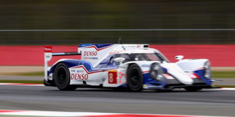 Toyota estrena 2014 con doblete bajo la lluvia de Silverstone
