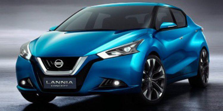 Nissan presenta en Pekín el Lannia Concept