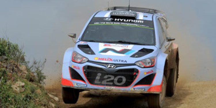 El Rally de Portugal del WRC 2014 'on board' (II)