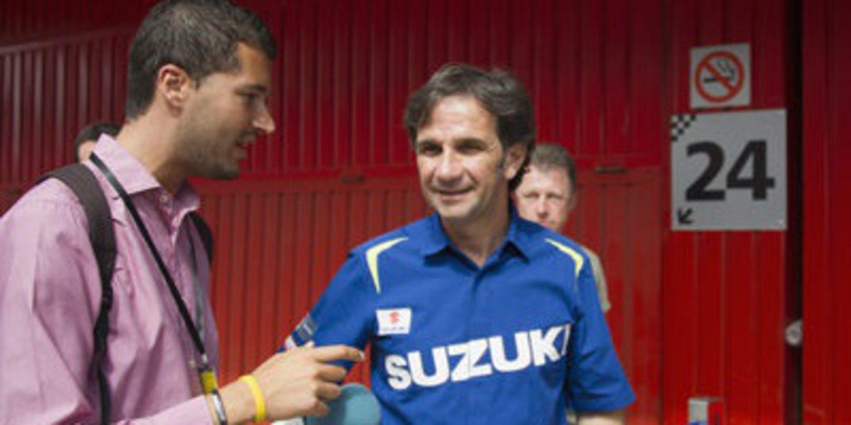Suzuki pretende a Dani Pedrosa para MotoGP en 2015