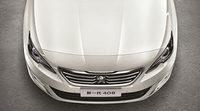 El nuevo Peugeot 408 directo desde Pekín