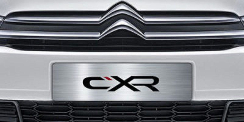 Citroën C-XR Concept, el SUV top ventas para China