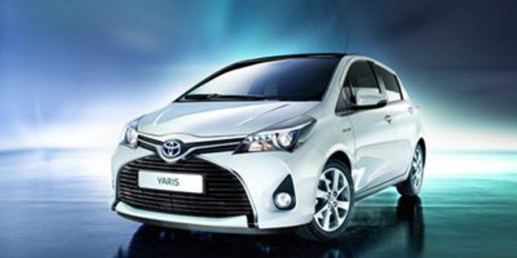 El Toyota Yaris también se pasa al diseño en 'X'