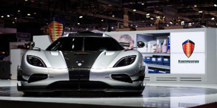 Koenigsegg nos muestra el arte de la impresión tridimensional