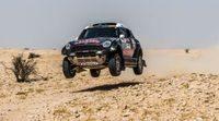 Barreda y Al-Attiyah ganan la etapa 3 del Sealine Cross Country Rally