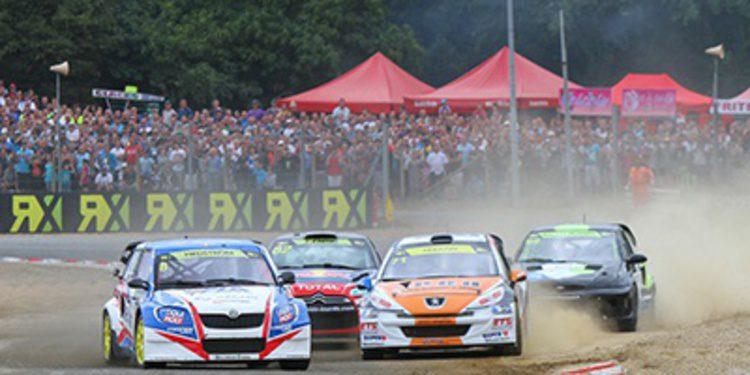 El Mundial de Rallycross 2014 en Esport3 y Teledeporte