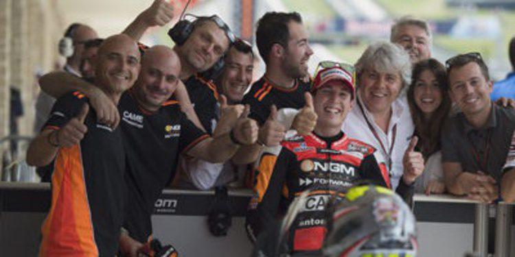Argentina supone un nuevo reto para Aleix Espagaró en MotoGP