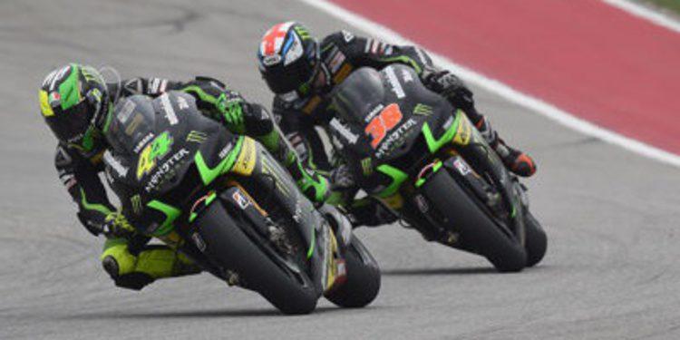 'Polyccio' y Smith a por el reto del GP de Argentina de MotoGP