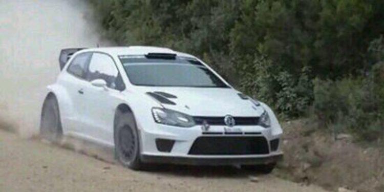 Test de Citroën y VW para preparar Argentina y Cerdeña