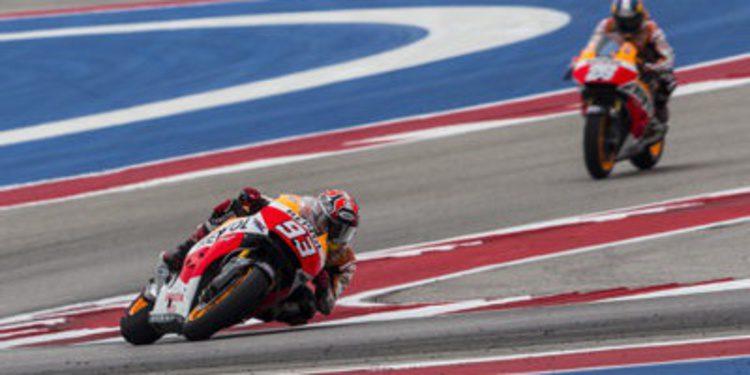 Repsol Honda y Marc Márquez llegan a Argentina liderando MotoGP