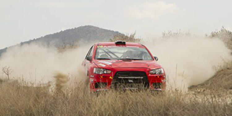 Previo del Rally de Tierra de Curtis del CERT 2014