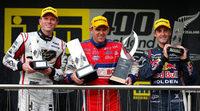 Los V8 Supercars, caballos de carreras en Pukekohe