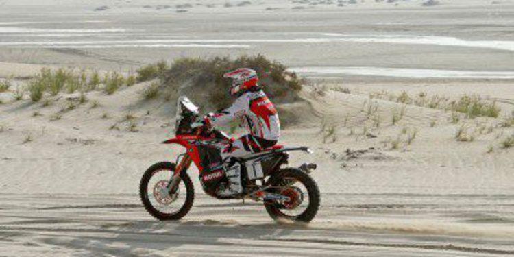 Gonçalves y Al-Attiyah ganan la etapa 4 del Sealine Cross Country Rally