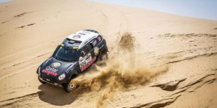 Joan Barreda y Nasser Al-Attiyah ganan el Sealine Cross Country Rally