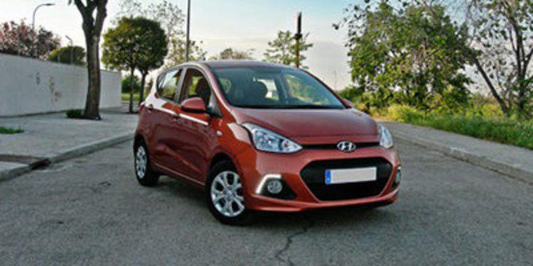 Prueba: Conocemos en detalle el nuevo Hyundai i10