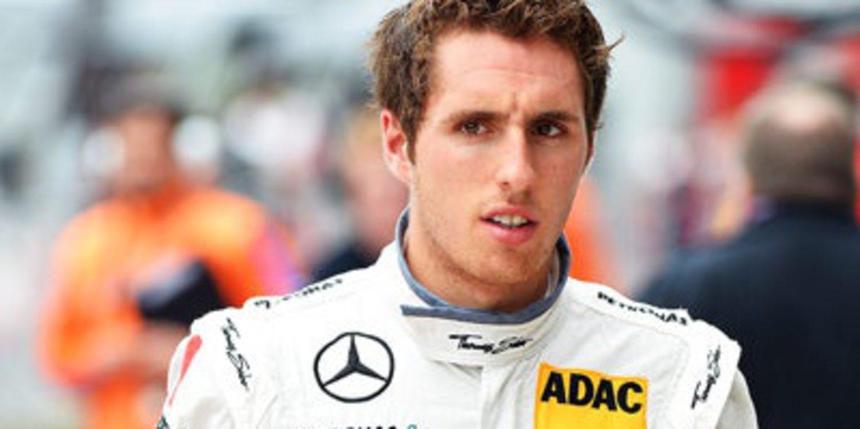 Dani Juncadella analiza el inicio de 2014 en el DTM