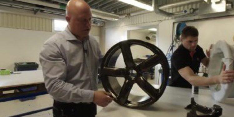 Koenigsegg y el arte de fabricar una rueda
