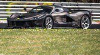 El misterio del desnudo LaFerrari en Nurburgring