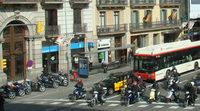 Detenida en Barcelona una banda de ladrones de motos