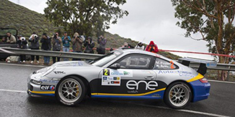 Miguel Fuster correrá el Campeonato de España GT