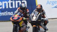 Jack Miller repite en los FP2 de Moto3 en Argentina