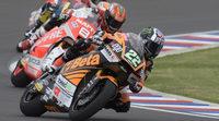 Jonas Folger cierra al mando los libres de Moto2 en Termas
