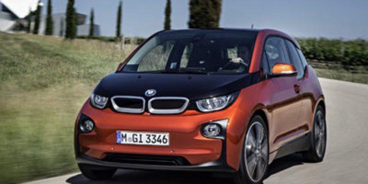 BMW aumenta la producción del i3