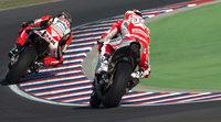Directo warm up del GP de Argentina de MotoGP 2014