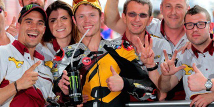 Tito Rabat gana en Moto2 a sus anchas en Argentina