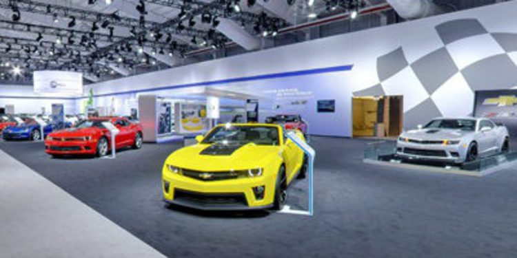 Visita el Salón del Automóvil de Nueva York con nosotros