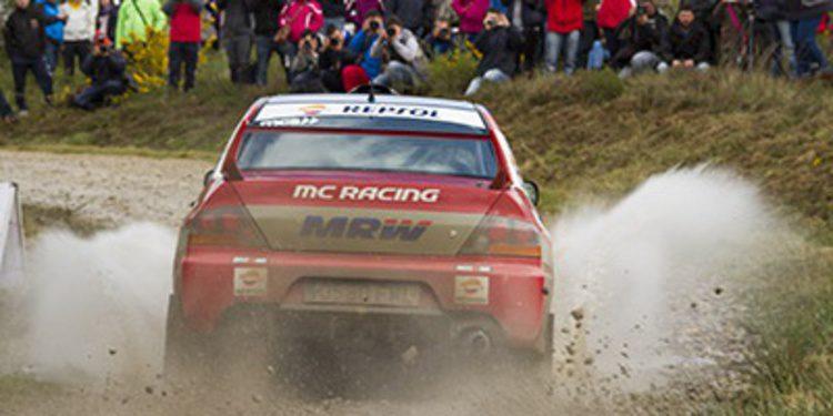 Trofeos y Copas en el Rally de Curtis