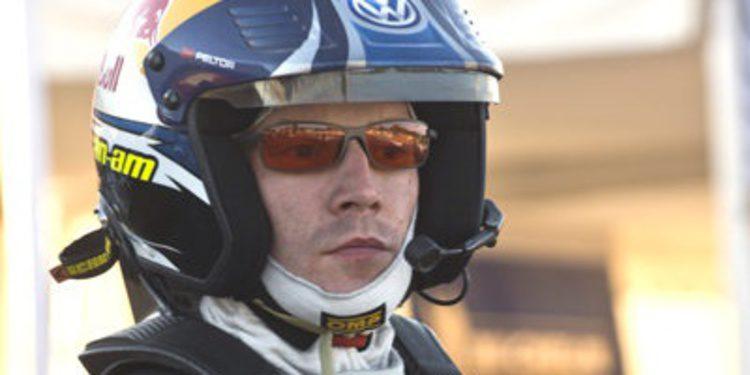 Jari-Matti Latvala ya piensa en el Rally de Argentina
