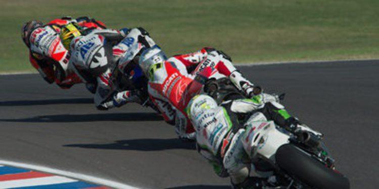 Las mejores imágenes del GP de Argentina de MotoGP 2014