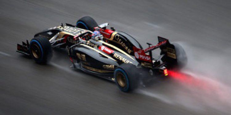 Lotus F1 apoyará al equipo Virgin en la Formula E