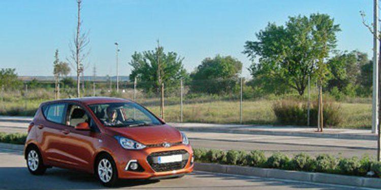 Prueba: Pasamos al volante del nuevo Hyundai i10