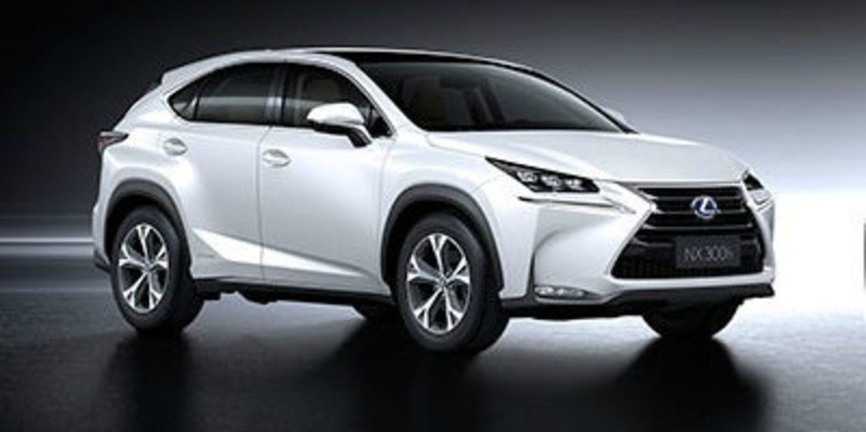 Se concretan los motores que montará el Lexus NX